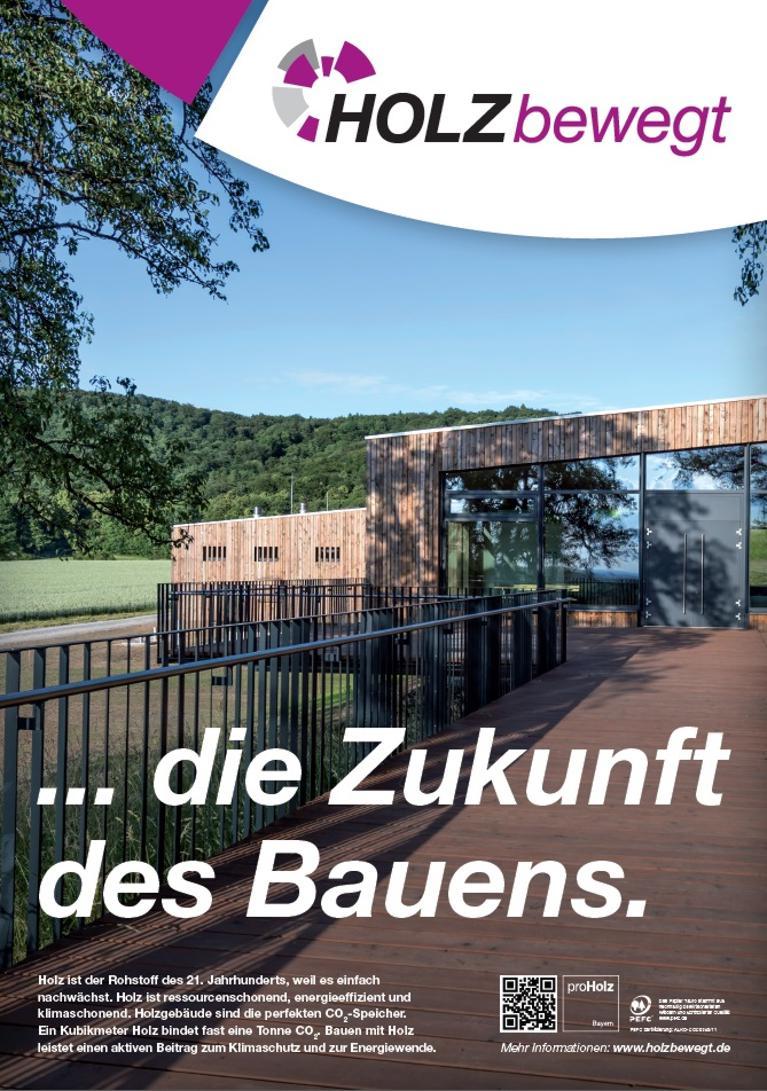 Holz-bewegt_Plakat_proHolz-Bayern_Steigerwald-Zentrum