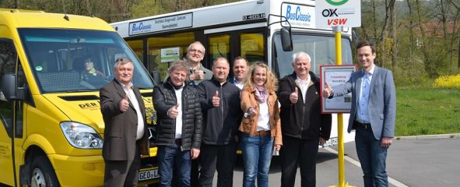Start Freizeitlinien Handthal-Ebrach Bild 2