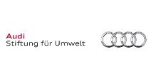 Logo Audi Stiftung für Umwelt