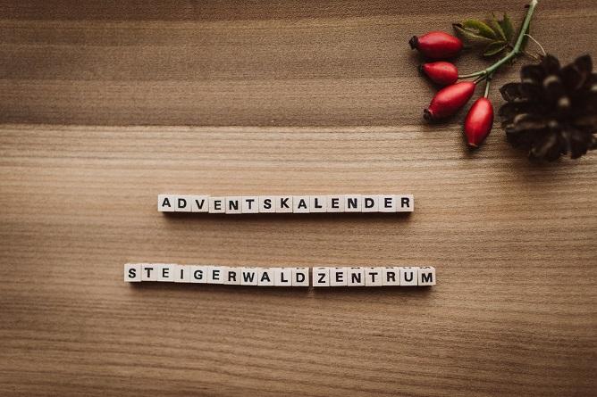 Adventskalender Steigerwald-Zentrum für Familien